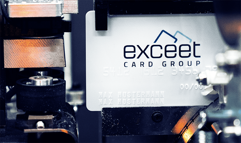 exceet Card Group - Plastikkarten Hersteller
