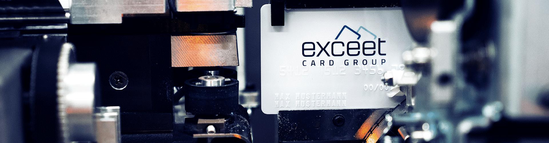Karten, Plastikkarten, RFID-Karten, Dual-Interface Karten - exceet Card Group